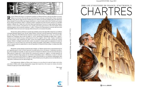 Chartres en BD